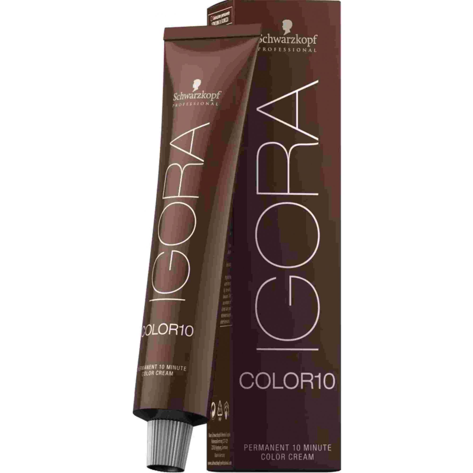 Tinta Igora Color10 60g - Cor 9.00 - Louro Extra Claro Natural Extra