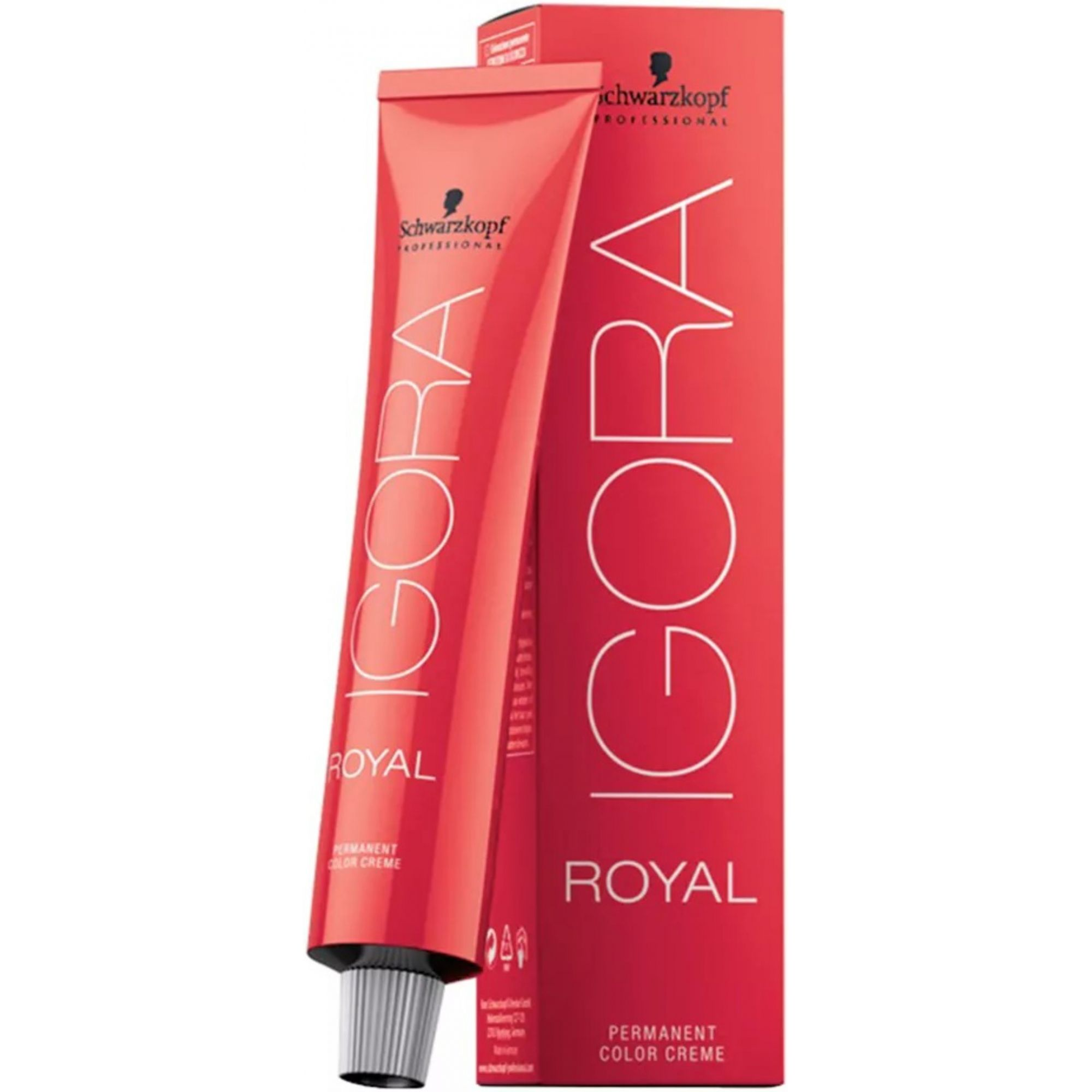 Tinta Igora Royal 60g - Cor 5.65 - Castanho Claro Marrom Dourado