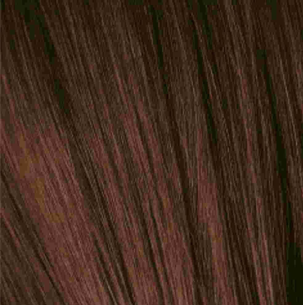 Tinta Igora Royal Vibrance 60g - Cor 5.68 - Castanho Claro Marrom Vermelho