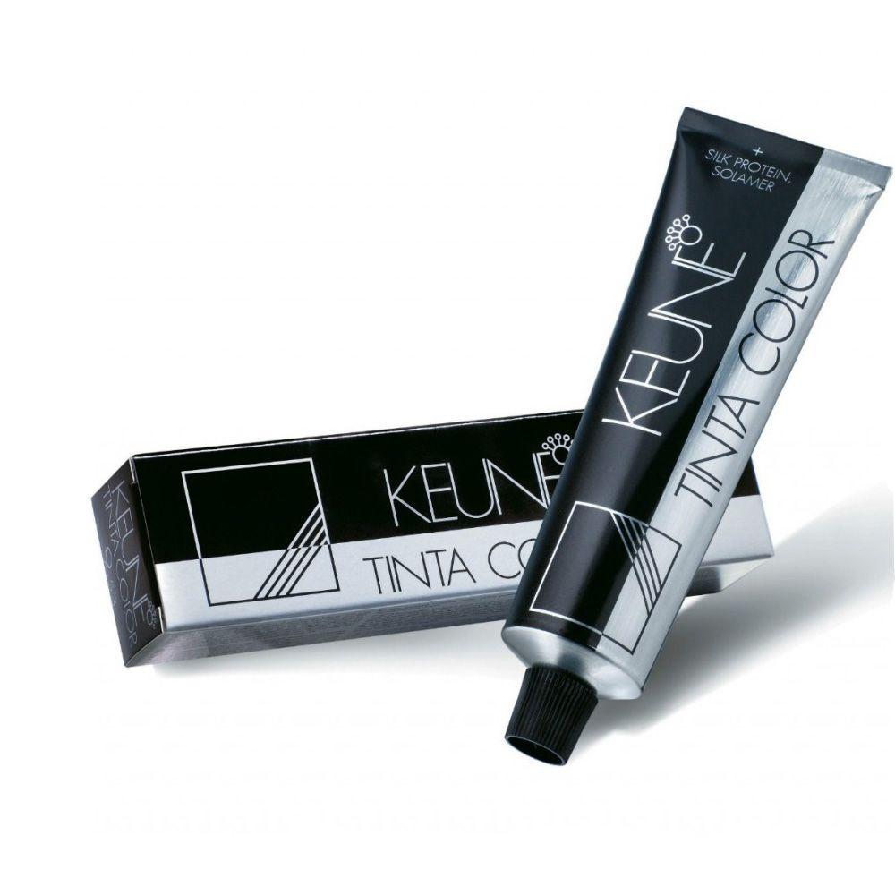 Tinta Keune Color 60ml - Cor 10.21 - Louro Extra Claro Pérola Cinza