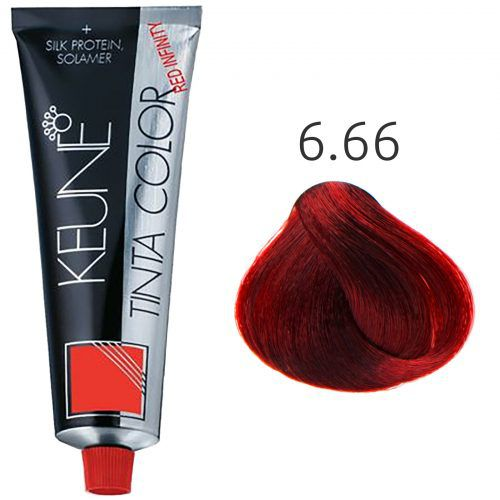 Tinta Keune Color Red Infinity 60ml Cor / Cores Diversas