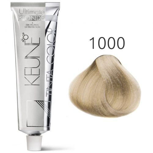 Tinta Keune Color Special Blonde 60ml - Cor 1000 - Louro Natural