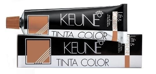 Tinta Keune Lift & Color 60ml - Cor 444 - Cobre