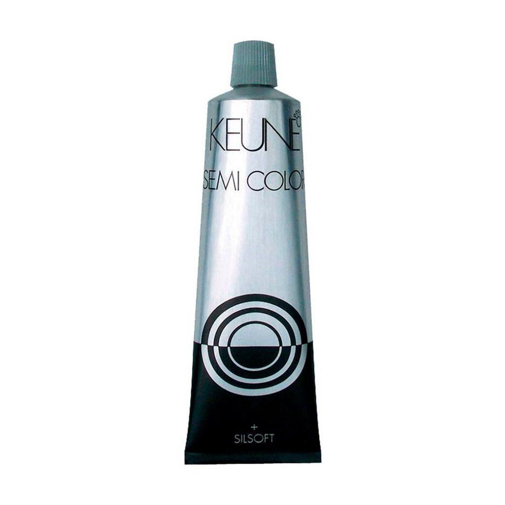 Tinta Keune Semi Color 60ml - Cor 6.45 - Louro Escuro Cobre Mogno