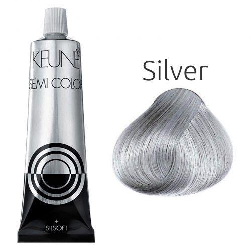 Tinta Keune Semi Color 60ml - Silver