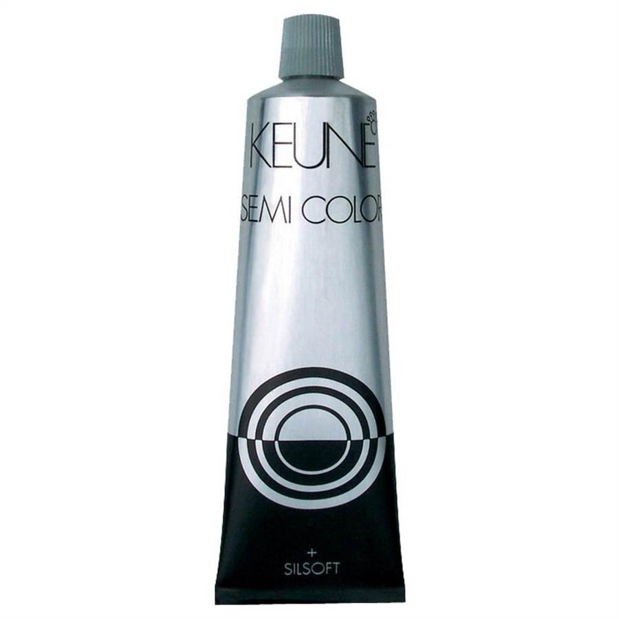 Tinta Keune Semi Color 60ml - Cor 8.17 - Louro Claro Cinza Violeta