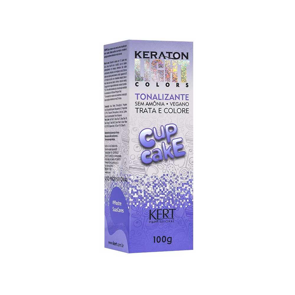 Tonalizante Light Colors Keraton - Cup Cake
