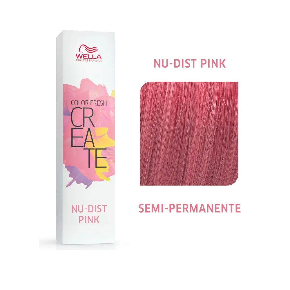 Wella Color Fresh Creator - Nudist Pink 60g