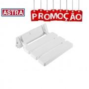 Banco De Banho Assento Retrátil De Parede Flip Seat 2 Astra