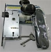 Fechadura Haga Elite Interna 40mm - Antique FLO