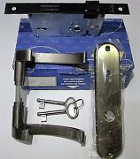 Fechadura Haga Factal Interna 40mm -  Antique FLO