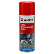 Higienizador Limpa Ar Condicionado Carro W-max Wurth Lavanda