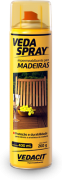 Spray Impermeabilizante Incolor para Madeiras VedaSpray