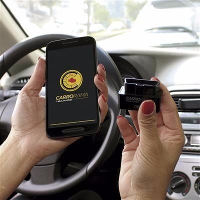 Scanner Automotivo Bluetooth Obdii Carrorama By Multilaser