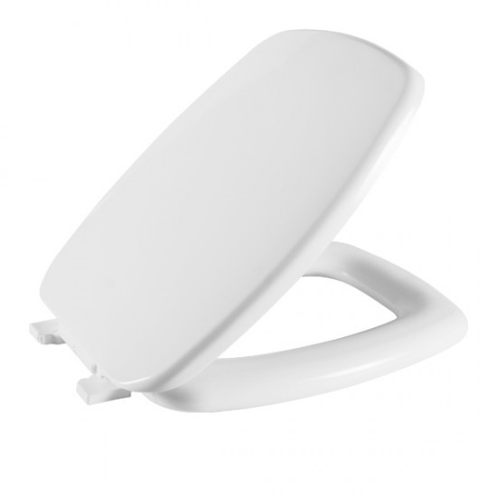 Assento Sanitário Almofadado Thema Branco Astra