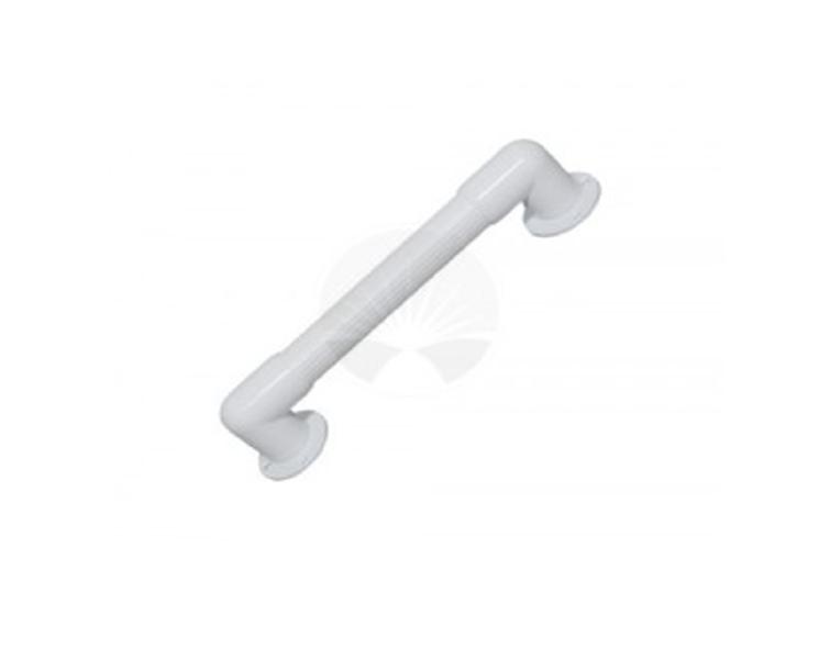 Barra de Apoio para Banheiro e Acessibilidade PVC até 150KG Astra 40cm