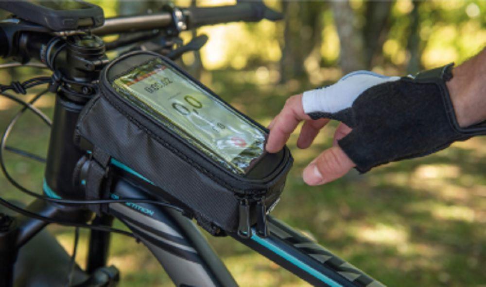 Bolsa de Bicicleta Porta Celular Tramontina