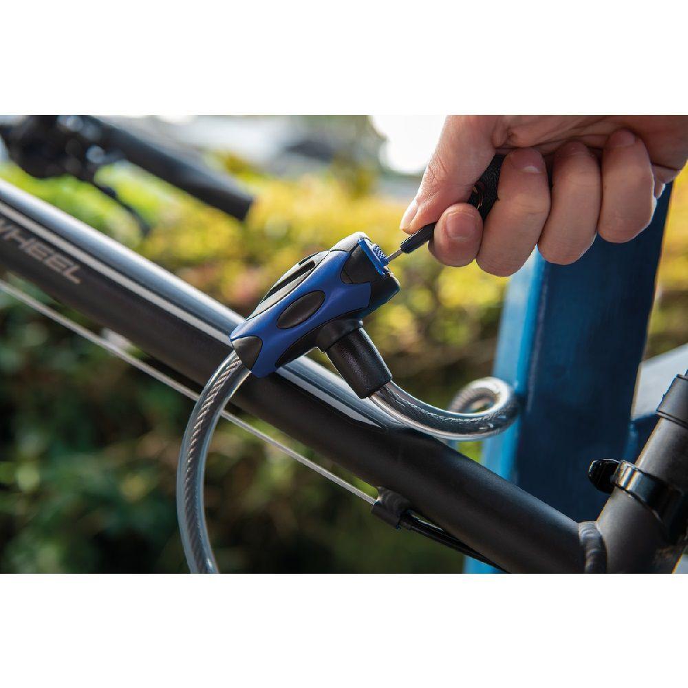 Cadeado para Bicicleta Tramontina com Chave