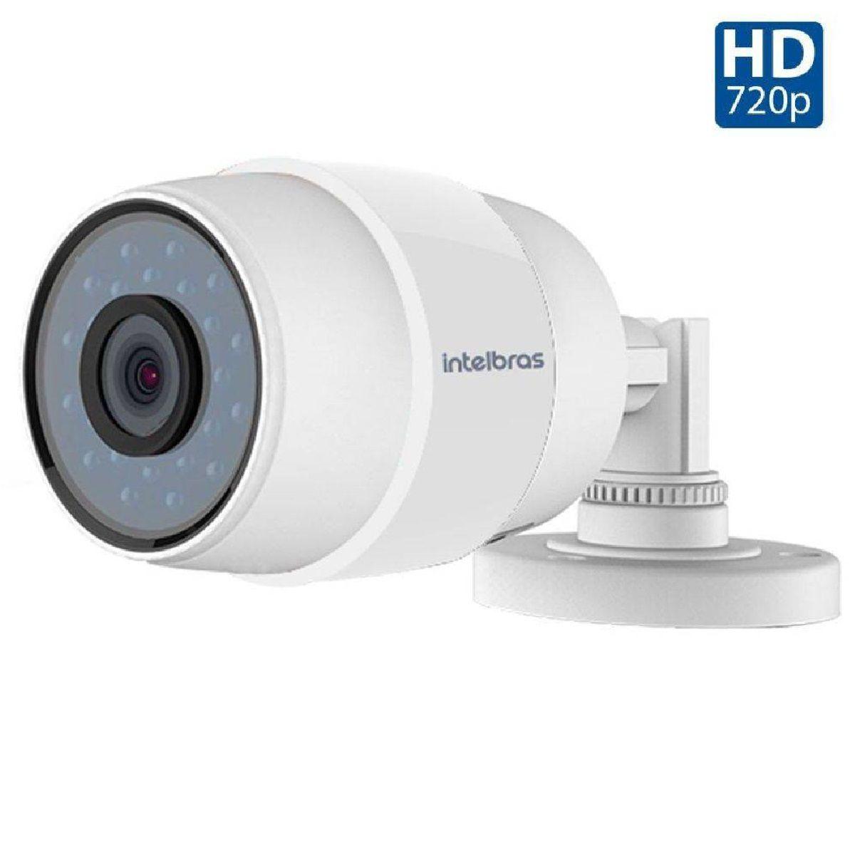 Câmera de Segurança ic5 Wi-Fi HD Micro-SD 128GB