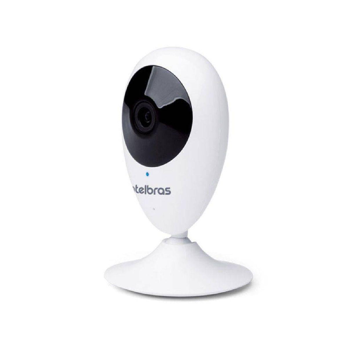 Câmera WiFi Intelbras iC3 Compatível com PlayPet