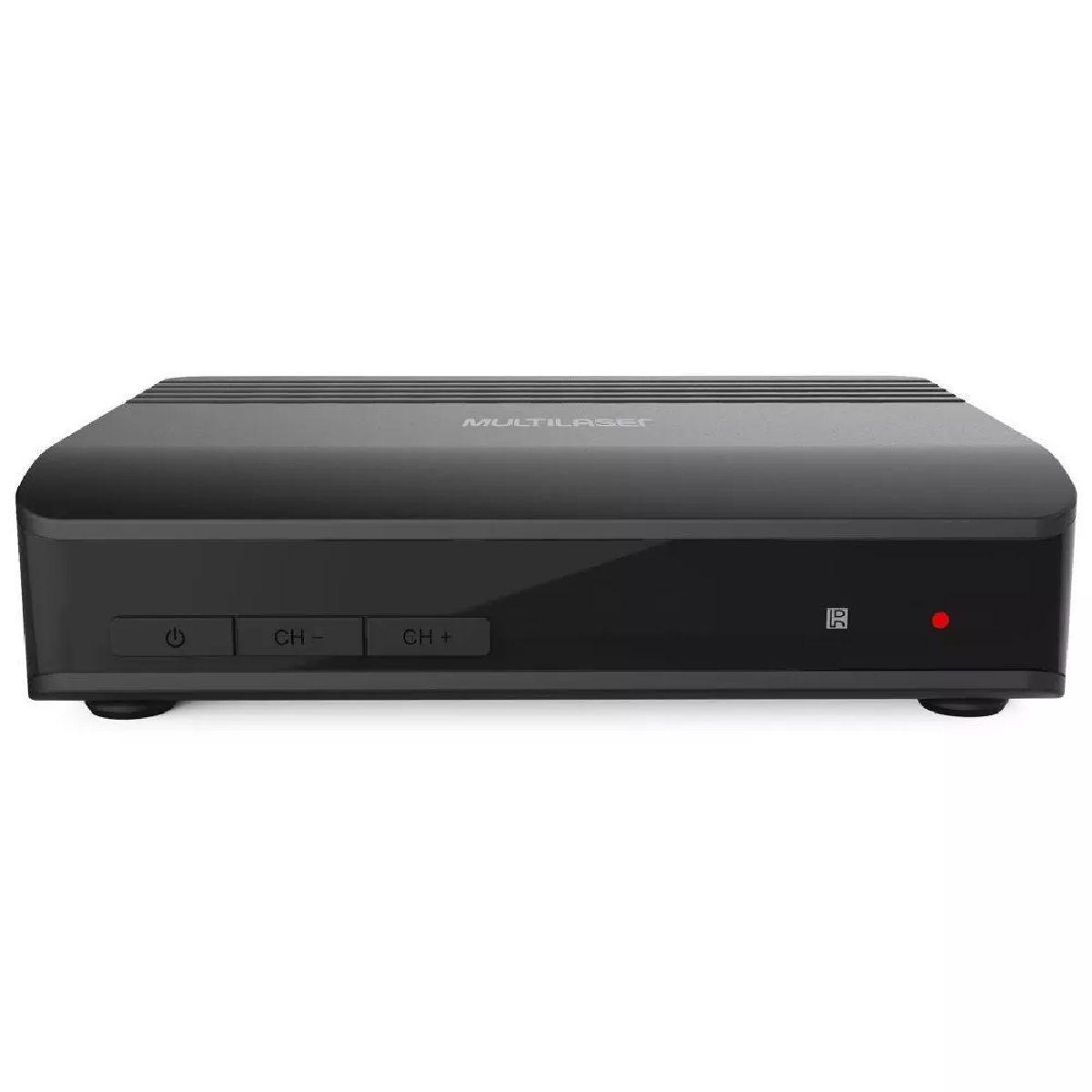 Conversor e Gravador Digital entrada HDMI Multilaser - RE219