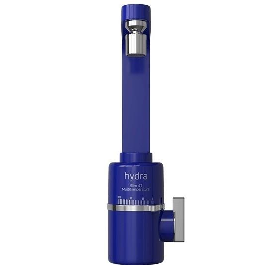 Torneira Elétrica Para Pia De Mesa Hydra Slim 4t - 220v - 5500W Azul