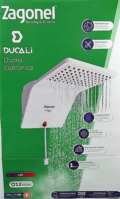 Ducha Eletrônica Ducali Zagonel