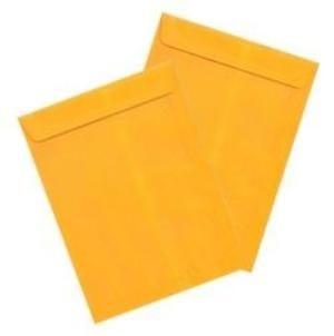 Envelope Scrity Saco Ouro 229 X 324 A4 Com 250 Unidades