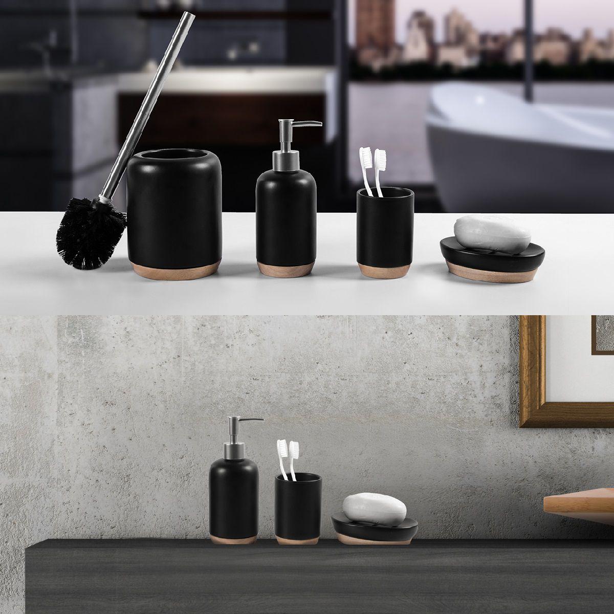 Escova Sanitária de Cerâmica e Madeira - KBCM/ES