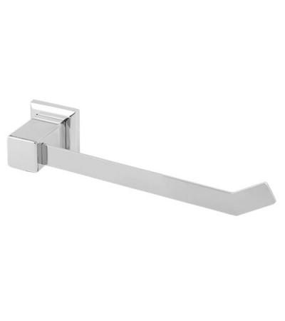 Kit Acessórios para Banheiro Quadratta com 5 peças em Aço Inox