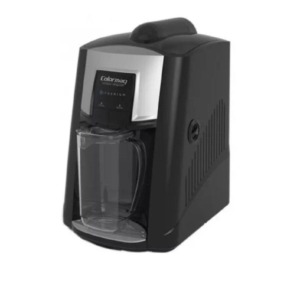 Purificador de Água Refrigerado Colormaq 127V Preto + Jarra 2L Preto