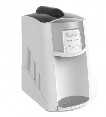 Purificador de Água Refrigerado Colormaq 220V Branco + Jarra 2L