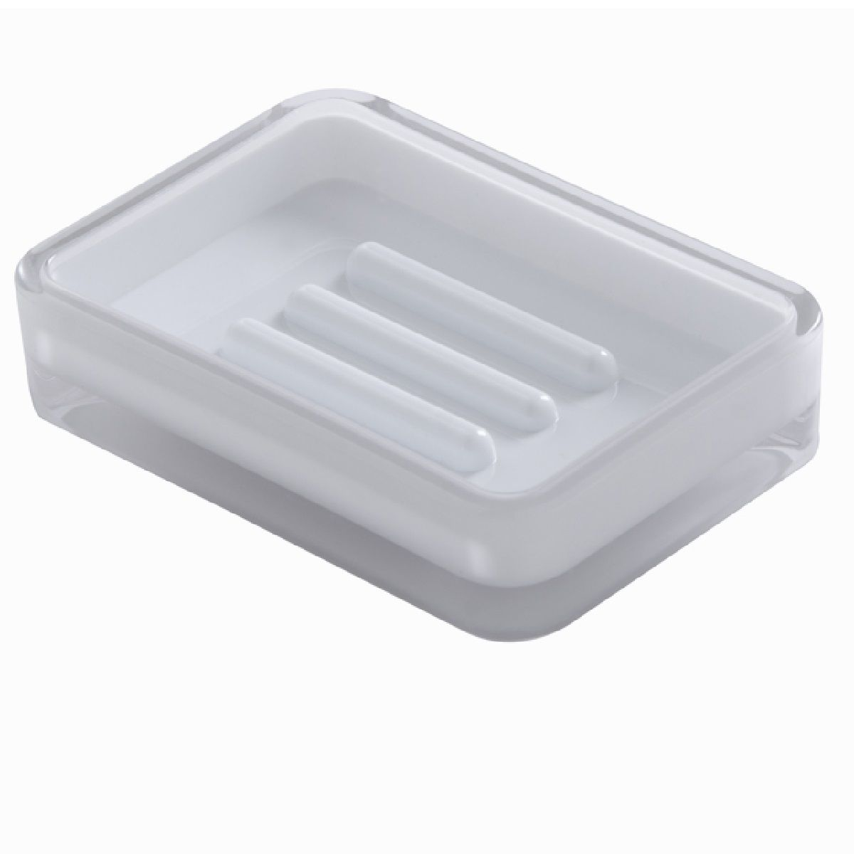 Saboneteira Dupla Camada KBB3/SB - Branco