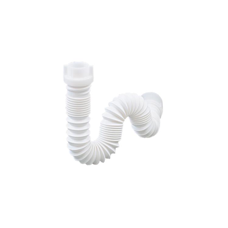 Sifão Sanfonado Universal Branco  Astra - SSUM/50