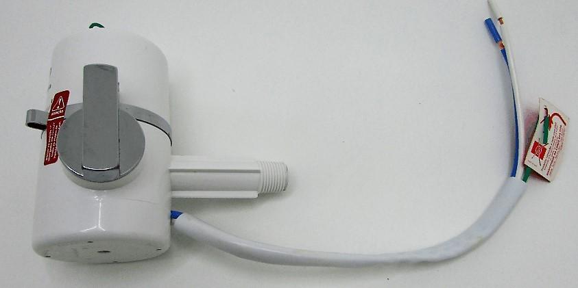 Torneira Elétrica Para Pia De Parede Hydra Slim 4t - 127v - 5500W