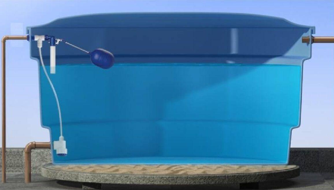 Válvula Alternadora De Pressão Blukit Para Caixas D'água