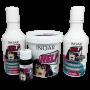 Inoar Kit Help - Shampoo, Condicionador, Mascara e Ampola