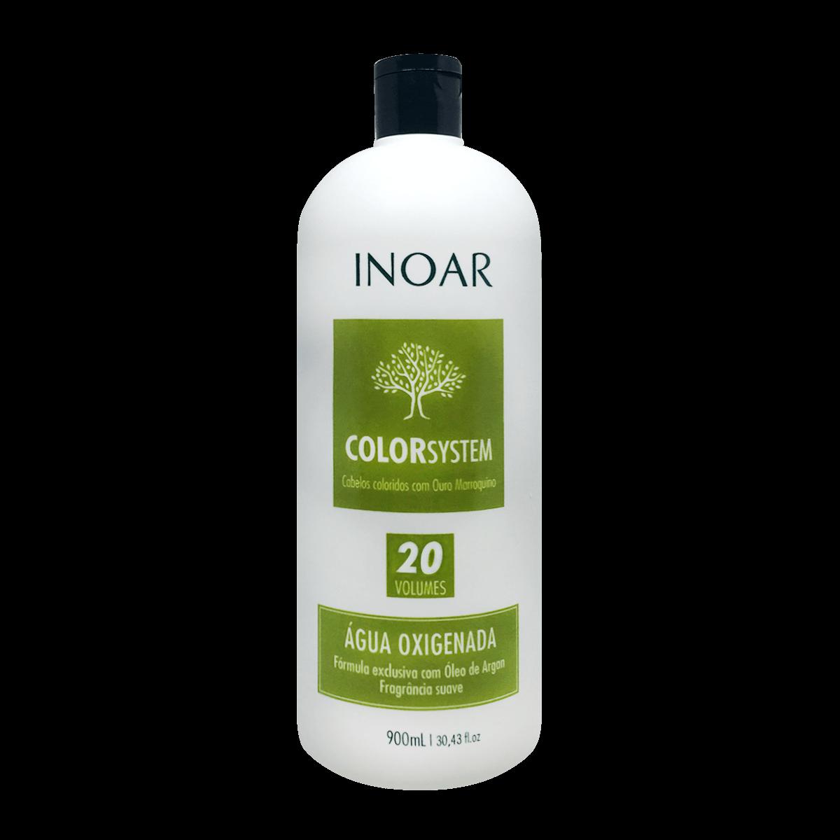 Inoar Color System Agua Oxigenada 20Vol - 900ml
