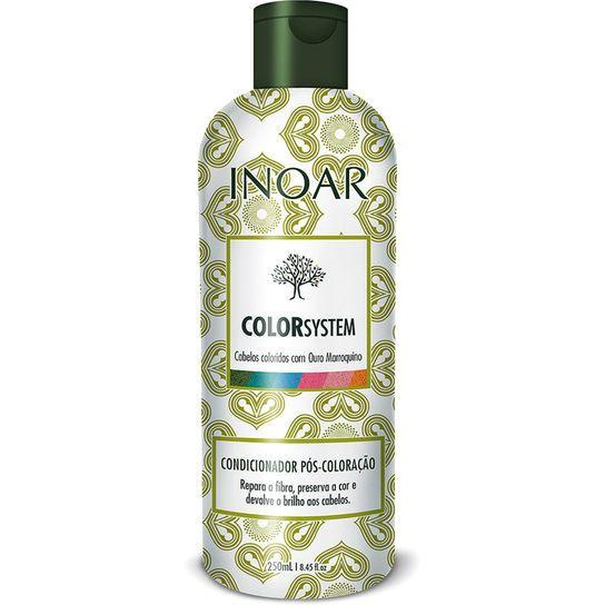 Inoar Condicionador Pós Coloração Color System - 250ml