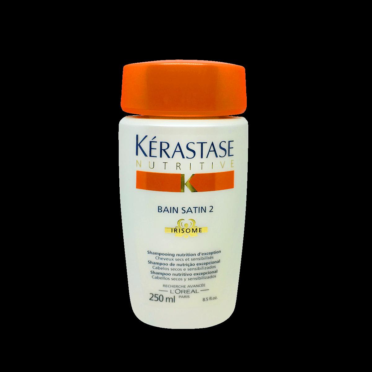 Kerastase Shampoo Nutritive Bain Satin 2 - 250ml