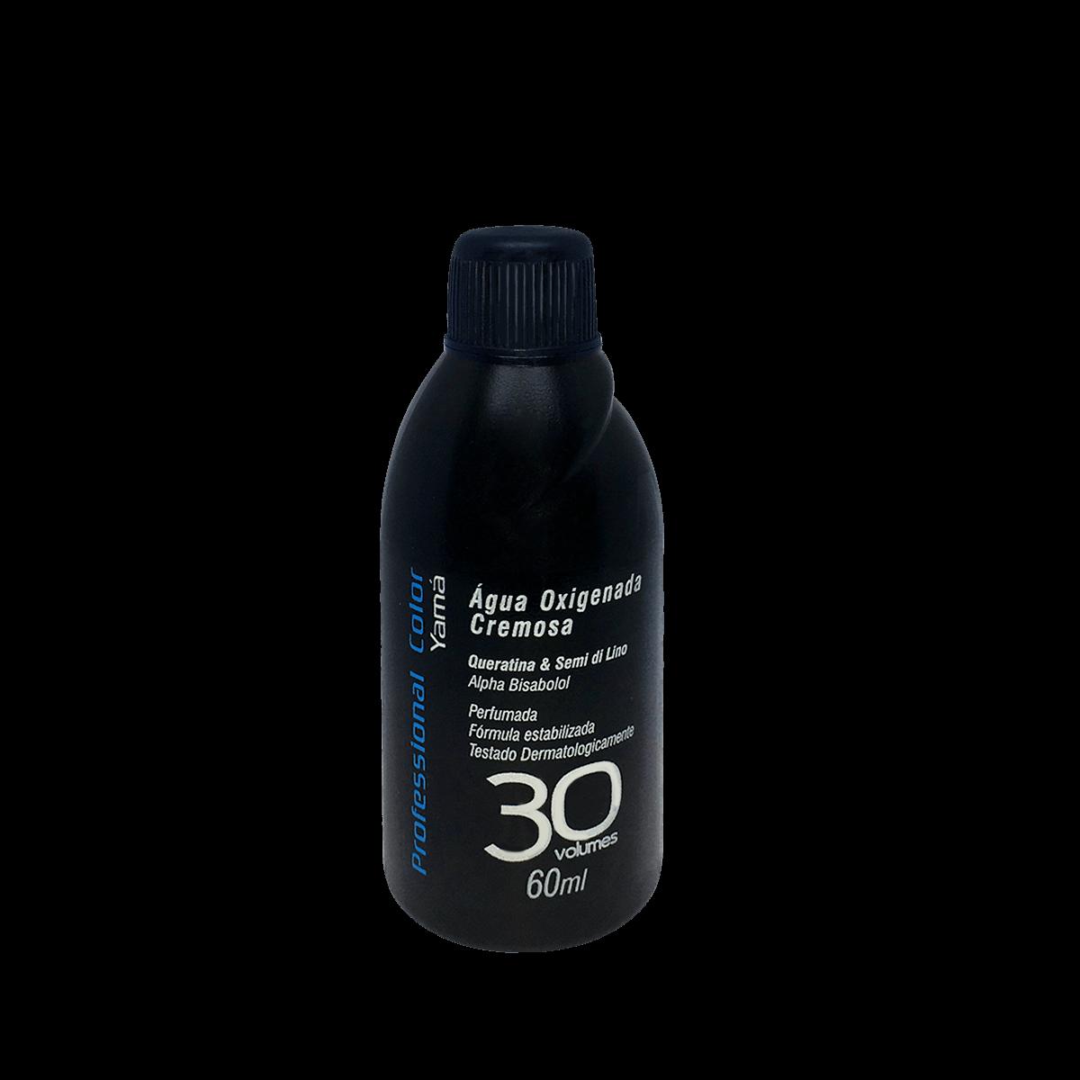 Yama Agua Oxigenada Professional Color 30Vol - 60ml