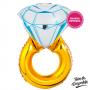 Balão Aliança para Despedida de Solteira