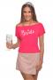 Blusa Canoa Personalizada para Despedida de Solteira