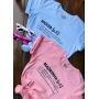 Camiseta Baby look Personalizada para Despedida de Solteira