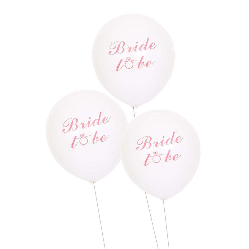Balão Bride to Be Pronta Entrega para Despedida de Solteira