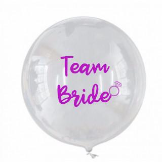 Balão Bubble Personalizado, Balão Transparente Personalizado, Balão Personalizado, Bubble Personalizado