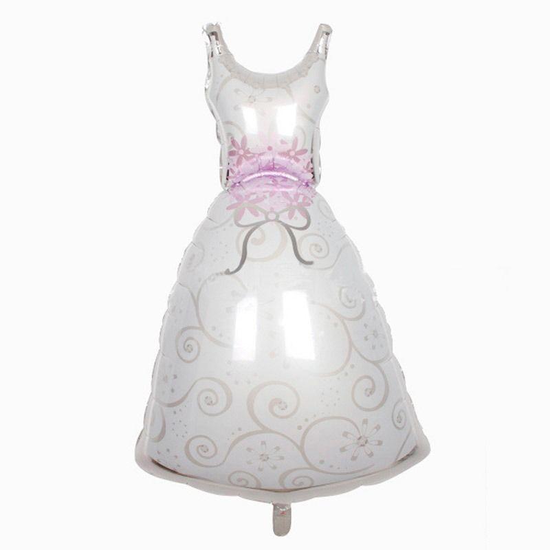 Balão Vestido de Noiva Pronta Entrega para Despedida de Solteira