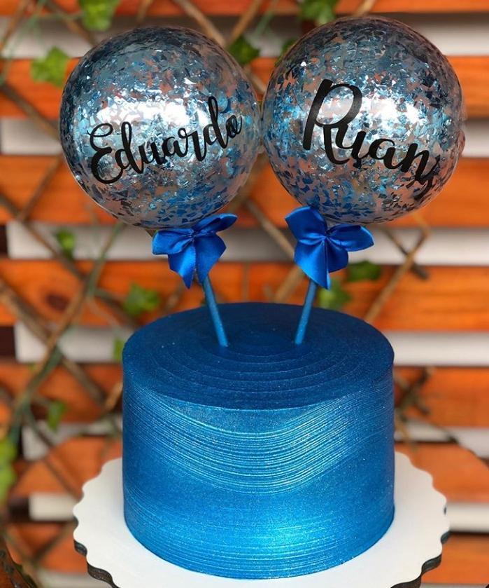 Balloon Cake personalizado