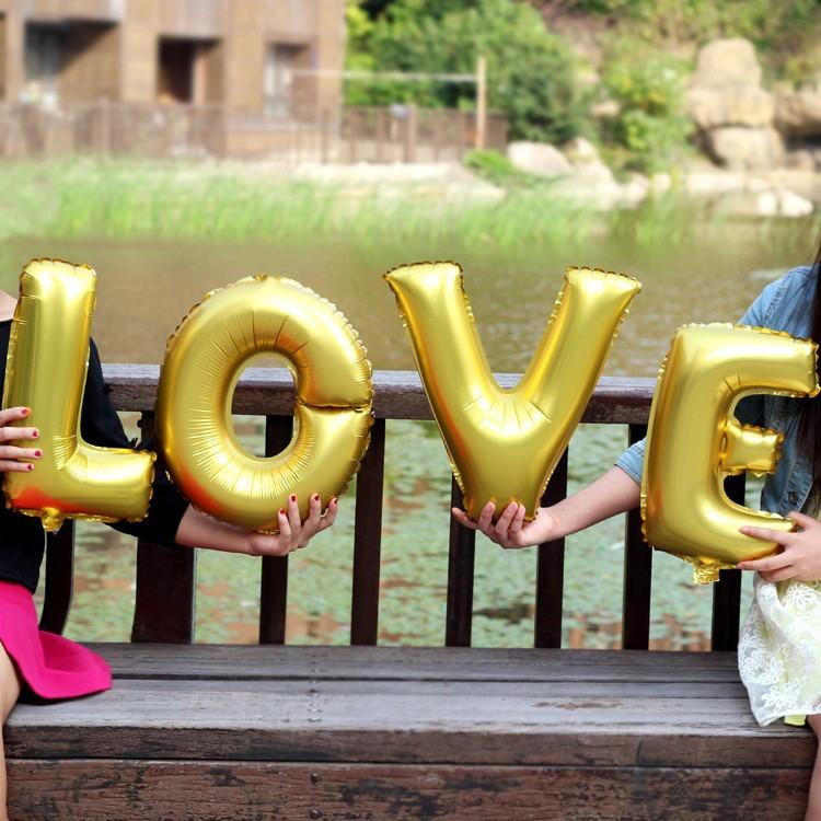 Balões Love