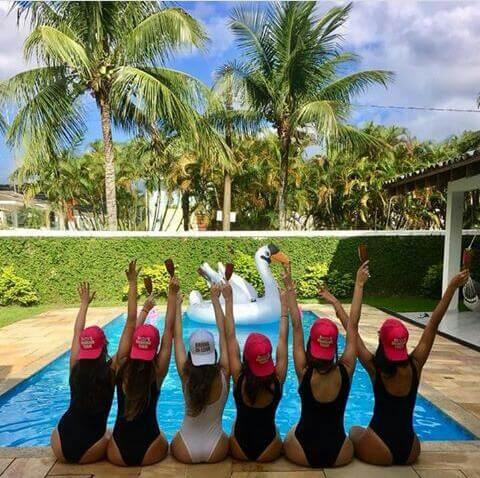 Body Ballet Personalizado para Despedida de Solteira